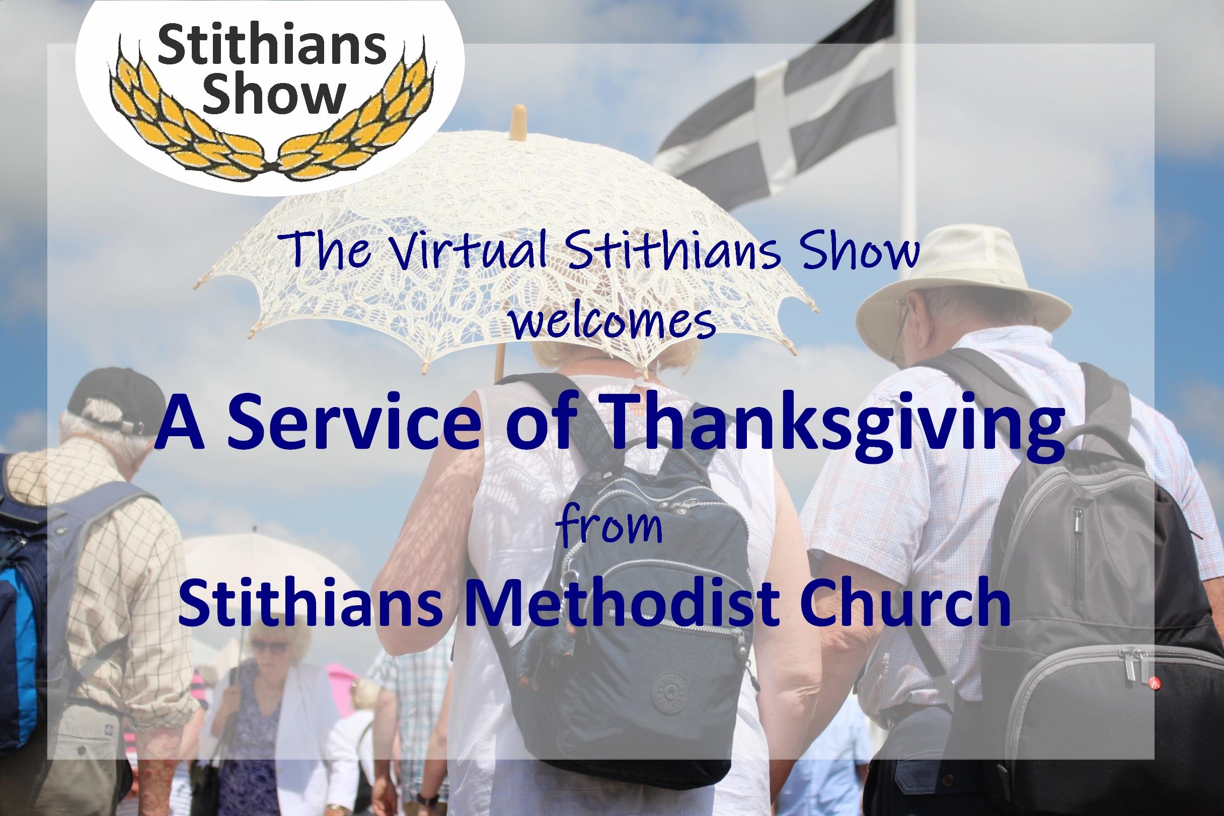 Stithians Methodist Church Thanksgiving Service